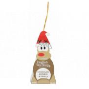 English Tea Shop Bio Rooibos Čokoláda a Vanilka vianočné figúrka Rudolf 2 g, 1 kus