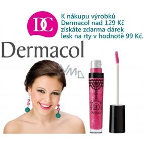 DÁREK Dermacol Glitter Lip Gloss lesk na rty 5 ml