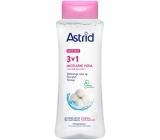 Astrid Soft Skin Micelárna voda 3v1 pre suchú a citlivú pleť 400 ml