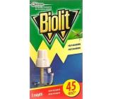Biolit Proti komárom Elektrický odparovač proti komárom náhradná náplň 27 ml