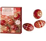 Sada k dekorovanie vajíčok - Zdobenie slamou 7712 1960