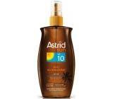 Astrid Sun OF10 olej na opalování 200 ml sprej