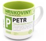 Nekupto Hrnkoviny Hrnček s menom Petr 0,4 litra