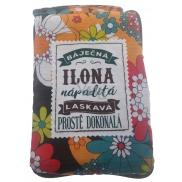 Albi Skladacia taška na zips do kabelky s menom Ilona rozmer: 42 cm × 41 cm × 11 cm