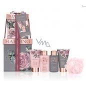 Baylis & Harding Boudoire Velvet Rose & Cashmere Mini Stack Set
