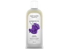 Nafigate Cosmetics Cleansing Oil dvojfázový odličovací olej, čistí pleť a odličuje všetky typy make-upu 200 ml
