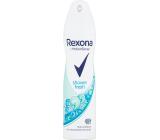 Rexona Shower Clean antiperspirant dezodorant sprej pre ženy 150 ml