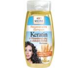 Bion Cosmetics Keratín & Obilné klíčky regeneračný šampón 260 ml