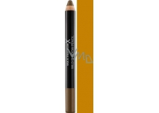 Max Factor Wild Shadow Pencil oční stíny 40 Brazen Gold 9 g