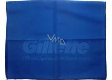 Gillette Microfiber Towel ručník tmavě modrý 55 x 35 cm 1 kus