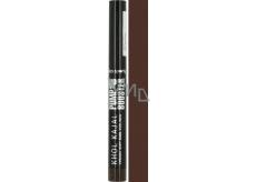 Miss Sporty Pump Up Booster Khol Kajal tužka na oči 002 Deep Brown 2,2 g