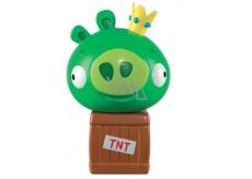 Angry Birds King Pig 3D kúpeľový a sprchový gél pre deti 300 ml
