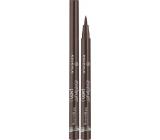 Essence Eyeliner Pen Longlasting pero na oční linky dlouhotrvající 03 Brown 1,6 g