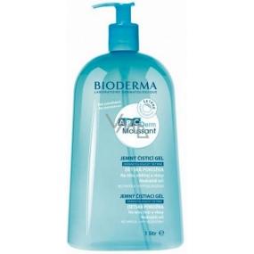 Bioderma ABCDerm Moussant jemný čisticí gel pro děti 1 l