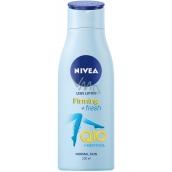 Nivea Q10 osvěžující tělové mléko na nohy pro normální pokožku 200 ml