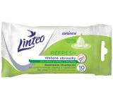 Linteo Refresh pre dennú potrebu s uhorkou unisex vlhčené obrúsky 10 kusov