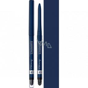 Rimmel London Exaggerate automatická vodeodolná ceruzka na oči 230 Deep Ocean 0,28 g