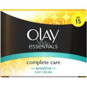 Olay Essentials Complete Care Sensitive denní krém pro citlivou pleť 50 ml