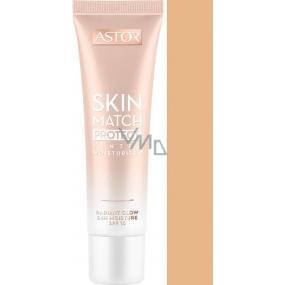 Astor Skin Match Protect Tinted Moisturizer tónovací hydratačný krém 001 Light / Medium 30 ml