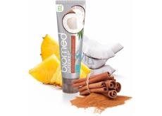 Biomed Superwhite prírodný kokosový olej zubná pasta 100 g