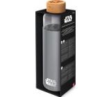 Epee Merch Star Wars sklenená fľaša so silikónovým návlekom 585 ml