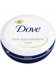 Dove Rich Moisturising Creme intenzívny krém 75 ml