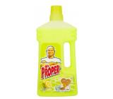 Mr. Proper Clean & Shine Lemon Univerzálny čistič vrátane lakovaného dreva a laminátu 1 l