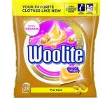 Woolite Pro-Care gélové kapsule na pranie 28 kusov