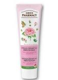 Green Pharmacy 3v1 Ruže, Argan, Jojoba vysoko účinný krém na ruky 100 ml