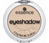 Essence Eyeshadow mono očné tiene 20 Cream 2,5 g