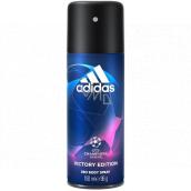 Adidas UEFA Champions League Victory Edition dezodorant sprej pre mužov 150 ml