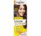 Palette Color tónovacie farba na vlasy 244 - Čokoládovo hnedý