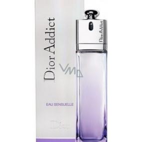 Christian Dior Addict Eau Sensuelle toaletní voda pro ženy 50 ml