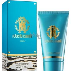 Roberto Cavalli Acqua sprchový gél pre ženy 150 ml
