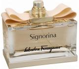 Salvatore Ferragamo Signorina Eleganza parfémovaná voda Tester pro ženy 100 ml