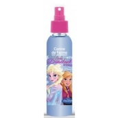 Corine De Fame Disney Frozen rozčesávač vlasov 150 ml sprej