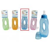 First Steps Slza 0+ dojčenská fľaša modrá 250 ml