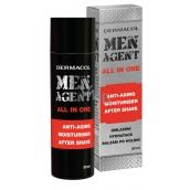 Dermacol Men Agent Omladzujúci krém, gél balzam po holení 50 ml