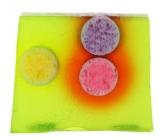 Bomb Cosmetics Vianočné bubliny - Christmas baubles Prírodné glycerínové mydlo 100 g
