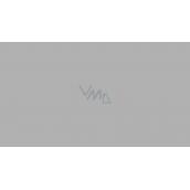 Nekupto Balicí papír Stříbrný 70 x 150 cm 388 02