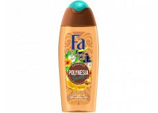 Fa Polynesia Secrets Kahuna Oil sprchový gél pre ženy 250 ml