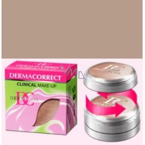 Dermacol Dermacorrect Clinical 5 make-up Extrémně krycí korekční 4,5 g