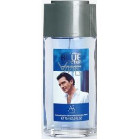 Antonio Banderas Blue Seduction Men parfémovaný deodorant sklo 75 ml