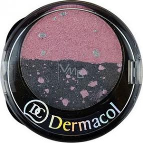 Dermacol Duo Mineral Moon Effect Eye Shadow očné tiene 03 3 g