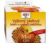 Bione Cosmetics Bio Med a Q10 výživný pleťový krém s mateří kašičkou 51 ml