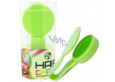 W7 Hair Chalk farbiace krieda na vlasy Green 2 g