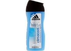 Adidas Climacool 3v1 sprchový gél na telo, tvár a vlasy pre mužov 250 ml
