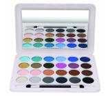 Eden BC Artists Palette paleta 24 očných tieňov kozmetická kazeta 96330