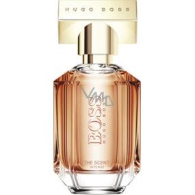 Hugo Boss Boss The Scent Intense parfémovaná voda pro ženy 50 ml Tester