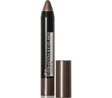 Gabriella Salvete Eyeshadow & Eyeliner 2v1 metalické oční stíny a tužka 02 Brown 3,5 g